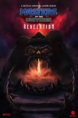 Netflix Masters of the Universe Revelation Animated Series