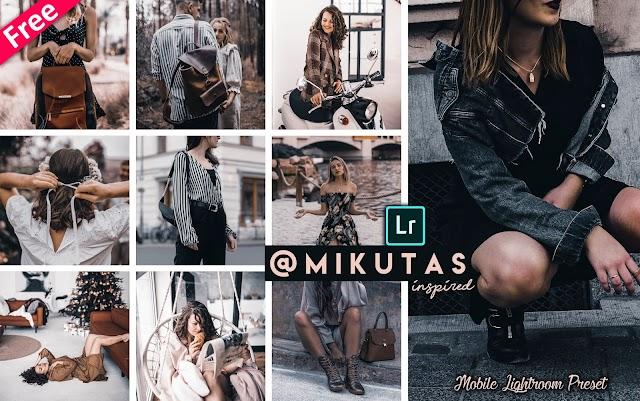 Download Mikutas Inspired Mobile Lightroom Presets dng for Free | How to Photos Like Jacqueline Mikuta in Mobile Lightroom App