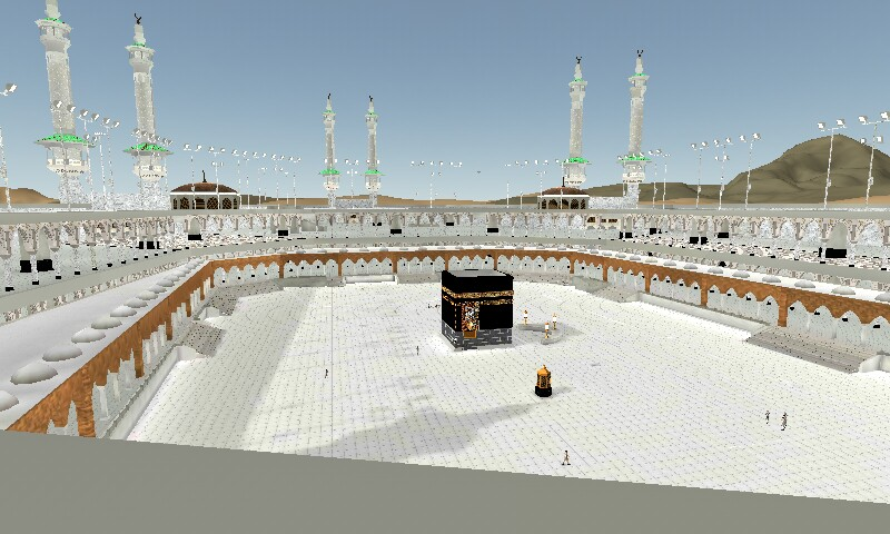 √Download Game Mecca 3D Journey To Islam  Game Simulasi Umroh