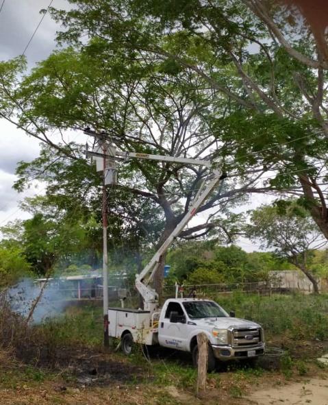 APURE: Reparadas averías en circuitos de San Fernando.