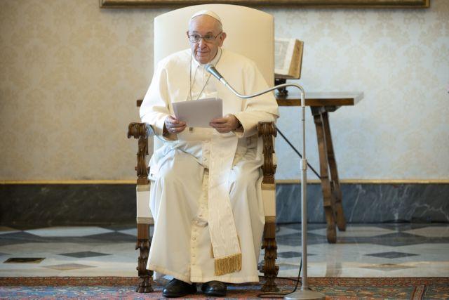 Πήρε θέση ο Πάπας για την Αγία Σόφια