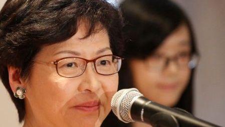 """Hong Kong califica protestas de """"disturbios organizados"""""""