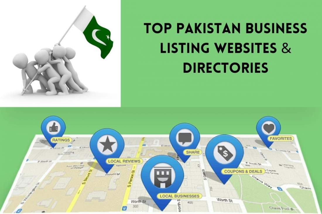 Top 50+ [FREE] Pakistan Business Listing Directories for SEO 2021
