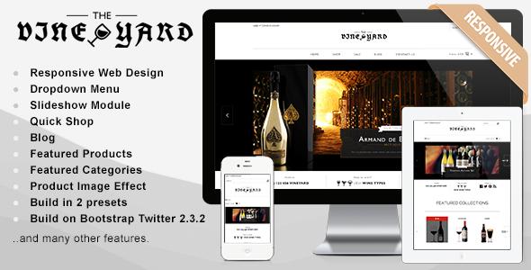 online shop theme