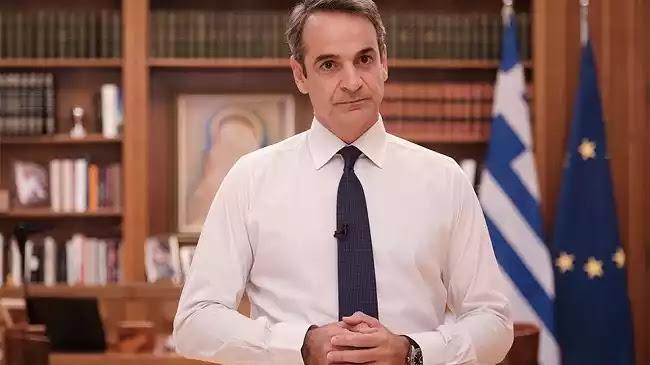 «Ολίγον»… lockdown από τα ξημερώματα της Τρίτης ανακοίνωσε ο Μητσοτάκης