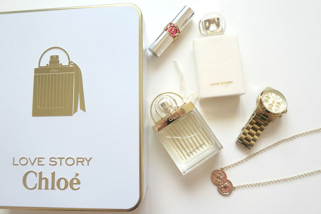 Chloe Love Story Perfume And Body Lotion Review