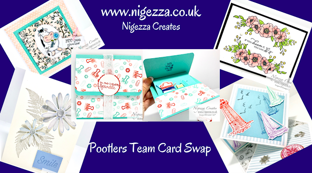 Nigezza Creates with friends from Stampin' Up!