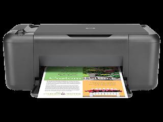 Download driver HP DeskJet F2400 printer Installer free | NO