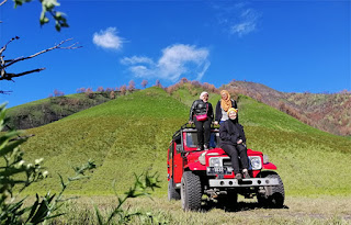 Tour Package to Mount Bromo
