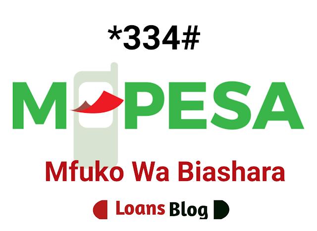 Safaricom Mfuko wa Biashara account