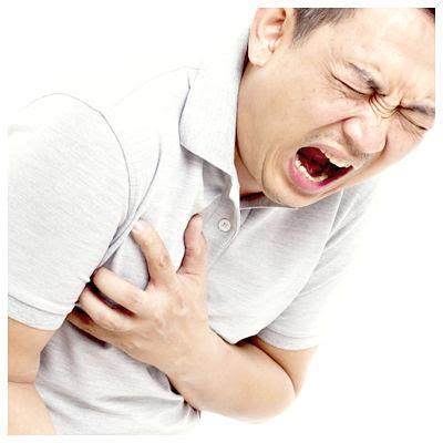 Cuidado esto Puede aumentar el riesgo de Ataque Cardíaco