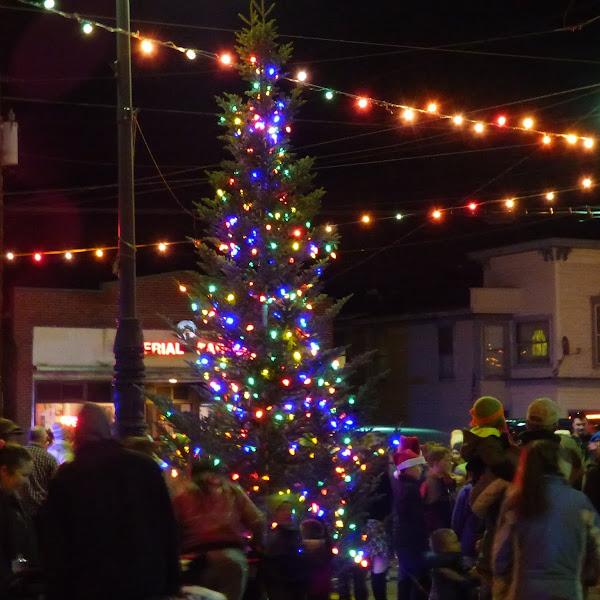 Holiday Season Activity- Tree Lighting Ceremony & Much More