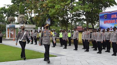 Polres 50 Kota Siap Tingkatkan Disiplin Masyarakat Terhadap Prokes dan Berlalu Lintas