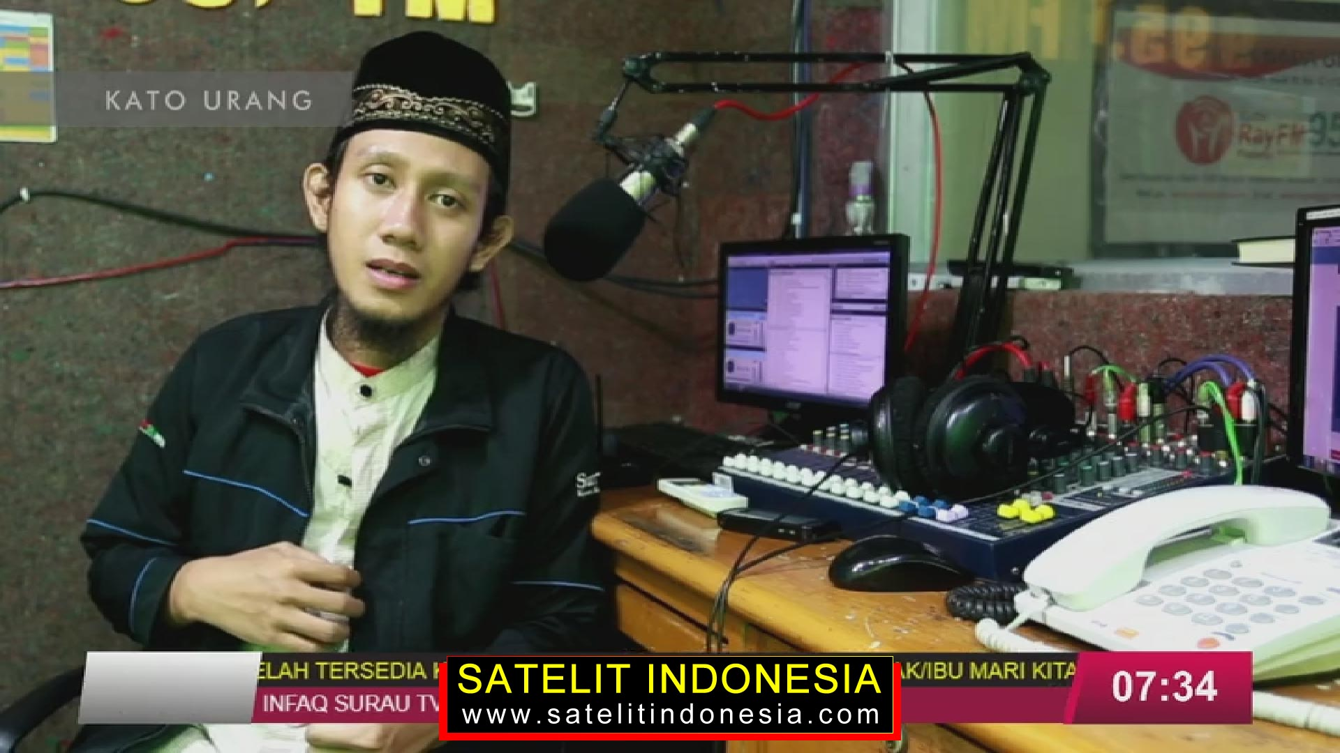 Frekuensi siaran Surau TV di satelit Telkom 4 Terbaru