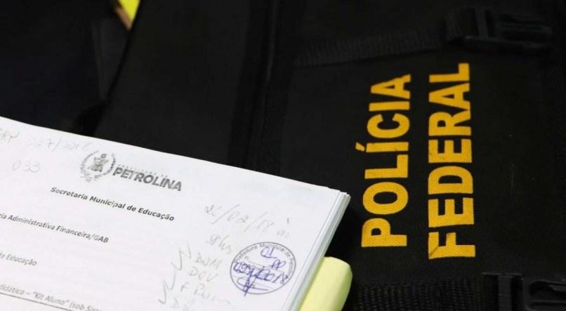 Em nota, Prefeitura de Petrolina diz manter-se à disposição para prestar todos e quaisquer esclarecimentos à PF - Portal Spy