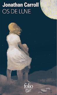 Couverture du livre Os de lune