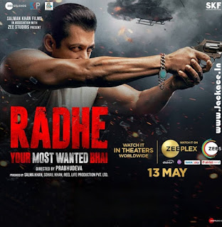 Radhe – Your Most Wanted Bhai First Look Poster 5