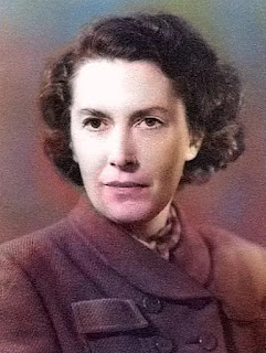 Grace Williams in the 1940s