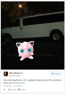 6 Kejadian Unik Dan Menakutkan Akibat Game Pokemon GO