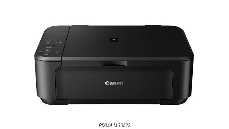 Canon PIXMA MG3522 Photo All-in-One Printer