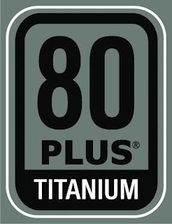 80 plus titanium certification
