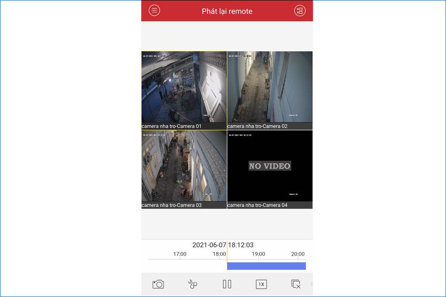 hướng dẫn xem lại camera hikvision bằng ivms-4500 tại nhà