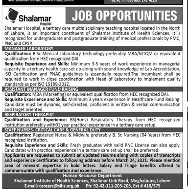 all-newspaper-jobs-in-pakistan-21-14-march-advertisements