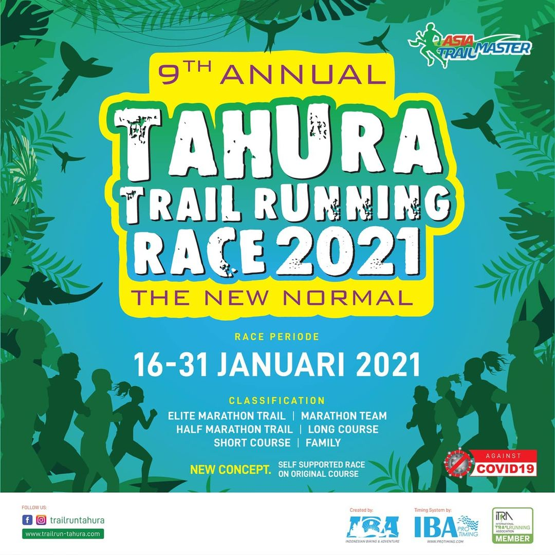 9th Annual � Tahura Trail Running Race • 2021