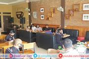 Polres Bone Gelar Pelatihan Kehumasan di Lantai Dua Coffee 21 Kota Watampone