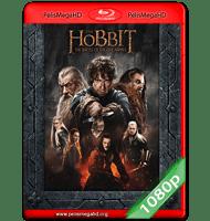 EL HOBBIT: LA BATALLA DE LOS CINCO EJÉRCITOS (2014) EXTENDED FULL 1080P HD MKV ESPAÑOL LATINO