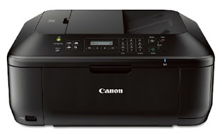 is a wireless printer that pamper yous impress wirelessly Canon PIXMA MX532 Printer Driver Download