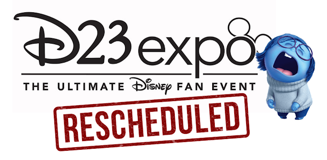 D23 Expo Rescheduled to 2022