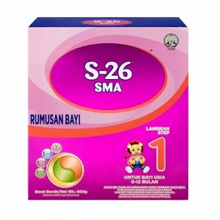 Wyeth S-26 SMA Infant Milk Powder