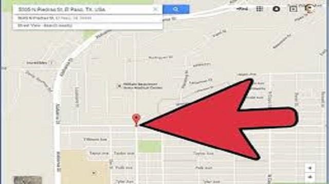 Cara Melihat Rumah di Google Maps dengan Street View