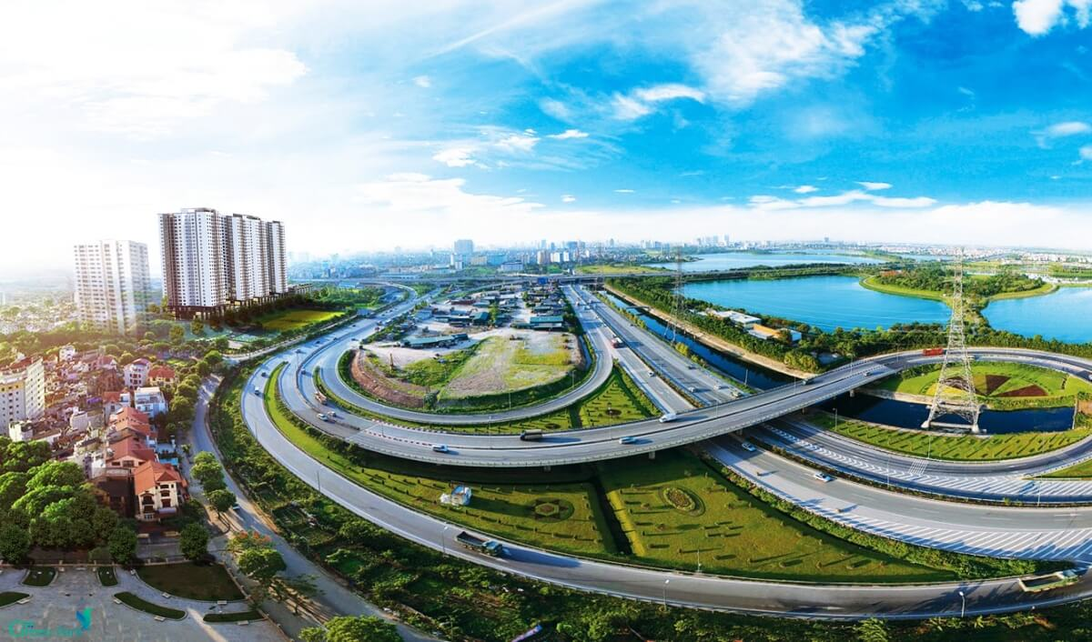Hạ tầng phát triển đòn bẩy tăng giá dự án Phương Đông Green Park