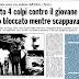 """16 luglio 1977, Vigna Clara. Dilluvio ferisce un autonomo: """"ha cantato i camerati"""""""