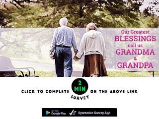 Grandparents for Survey App