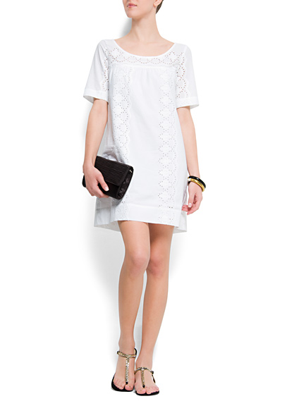 Trend For Ss12 Broderie Anglaise South Molton St Style