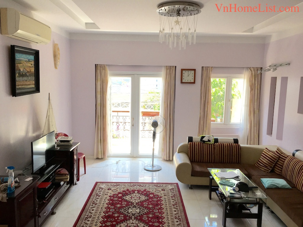 FURNISHED House For Rent Vung Tau Centre