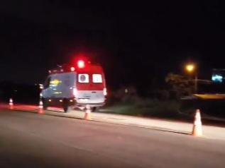 Homem que atirou em delegado é morto a tiros dentro de ambulância do Samu em Caruaru