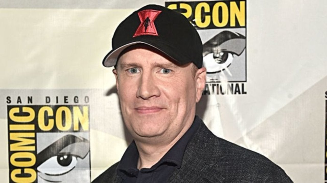 Kevin Feige (Pllano Geral)