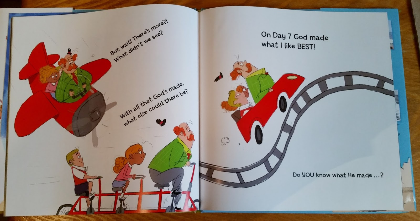 diy mom wonderful book to teach your kids the story of creation