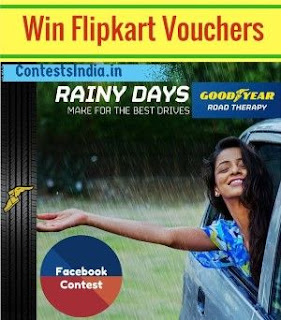 Favourite Monsoon Drive Contest