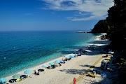 5 плажа около Агиос Димитриос, Гърция