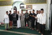 Danramil 02 Tambora Hadiri Buka Puasa Bersama Tiga Pilar di Masjid Al Muttaqin