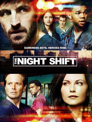 The Night Shift Season 4 Poster