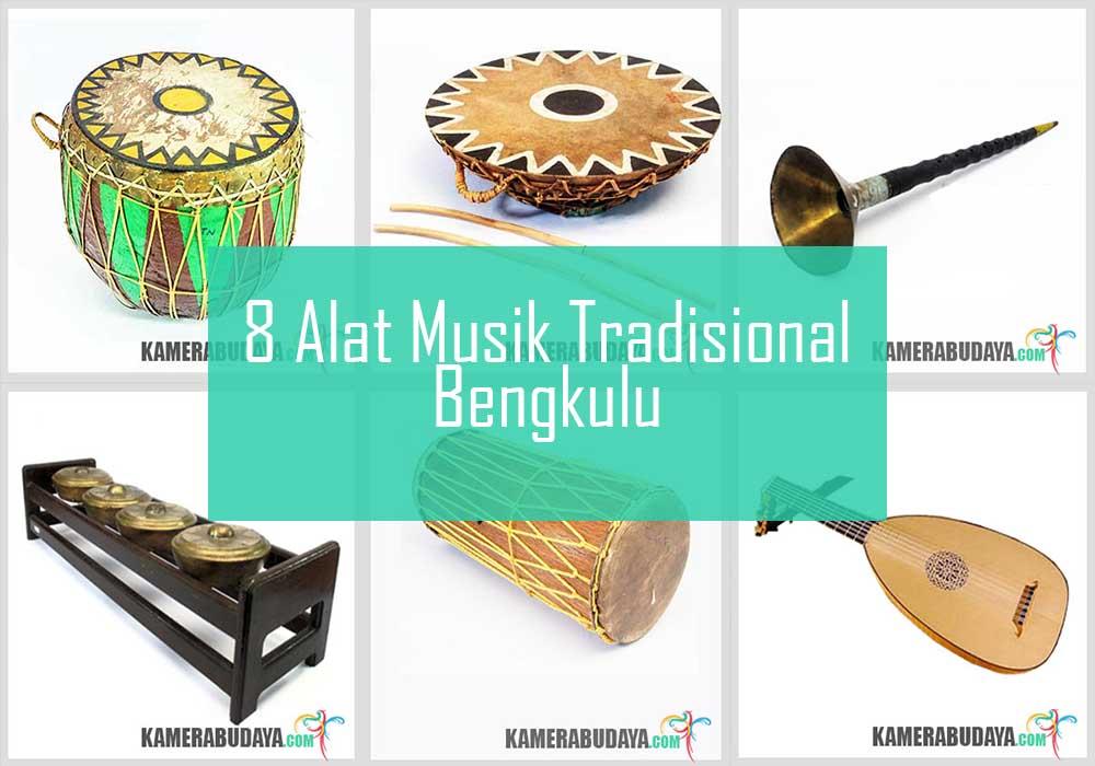 Inilah 8 Alat Musik Tradisional Dari Bengkulu