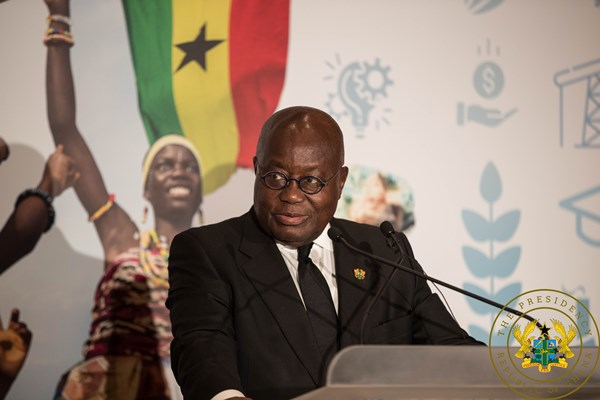 """""""Govt's Programme For Economic Recovery Has Been Successful"""" – President Akufo-Addo"""