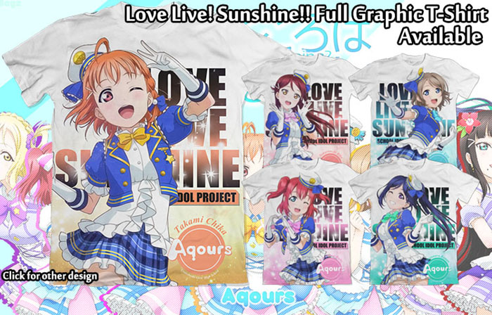 New Love Live! T-Shirt