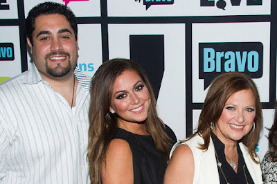 Caroline Manzo Shuts Down Rumors That Her Daughter Lauren Manzo And Vito Scalia Are Getting A Divorce!